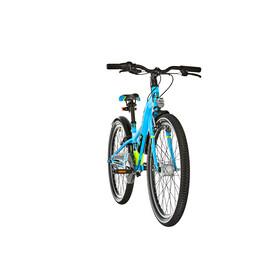 s'cool XXlite 24 7-S - Vélo enfant - alloy bleu